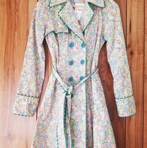 Anthropologie Trench Coat by Odille